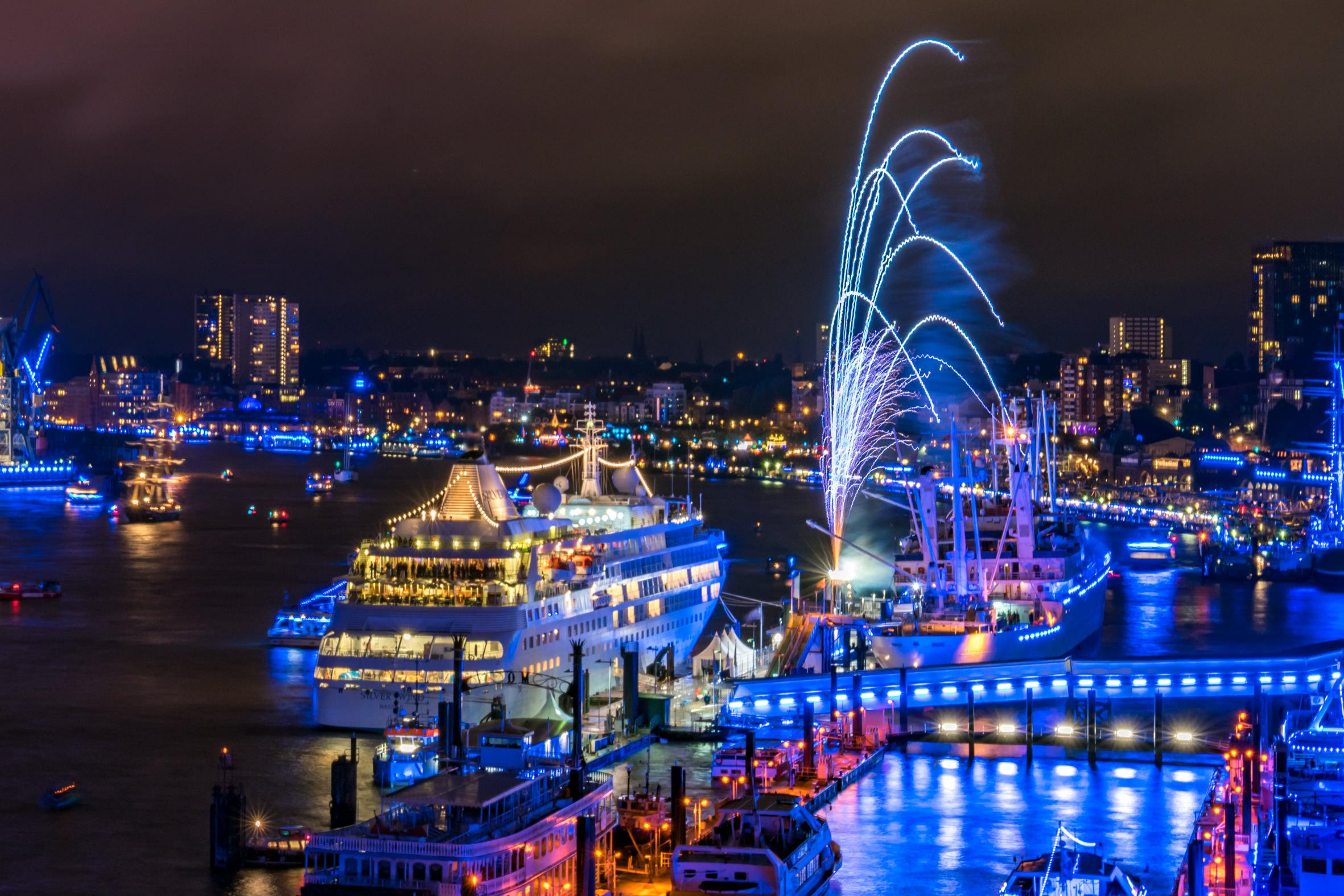 Pressebilder Hamburg Cruise Days