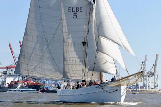 Elbe & Meer – Elbfahrten