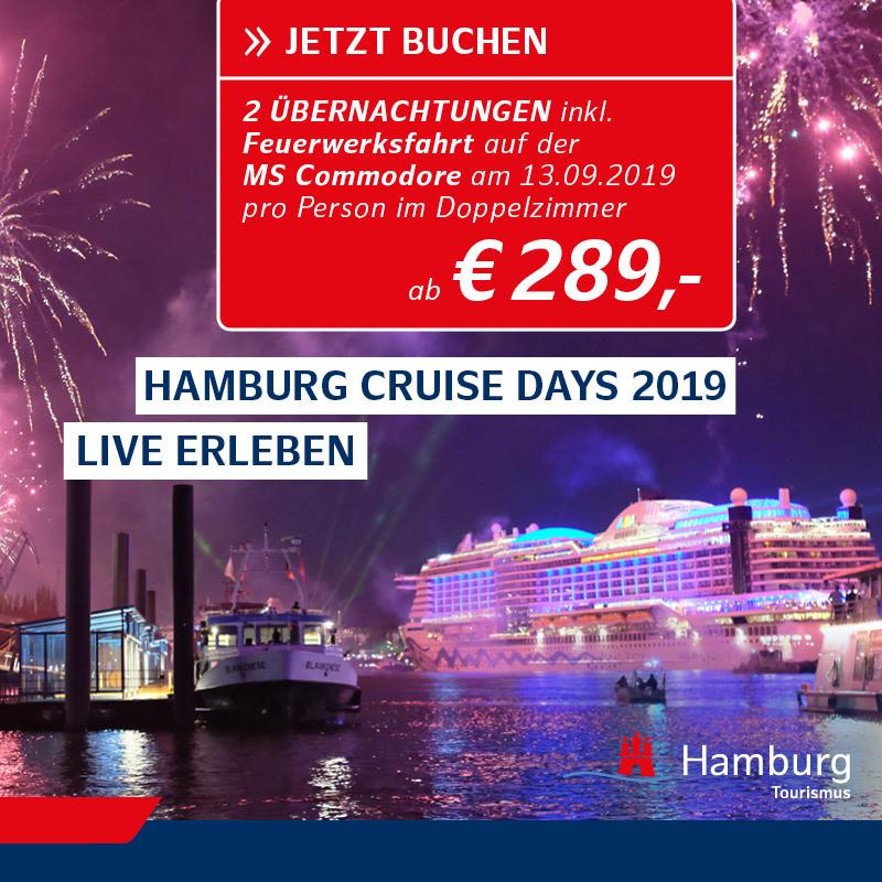 Hamburg Cruise Days Am 13 15 September 2019 Hamburg Cruise Days