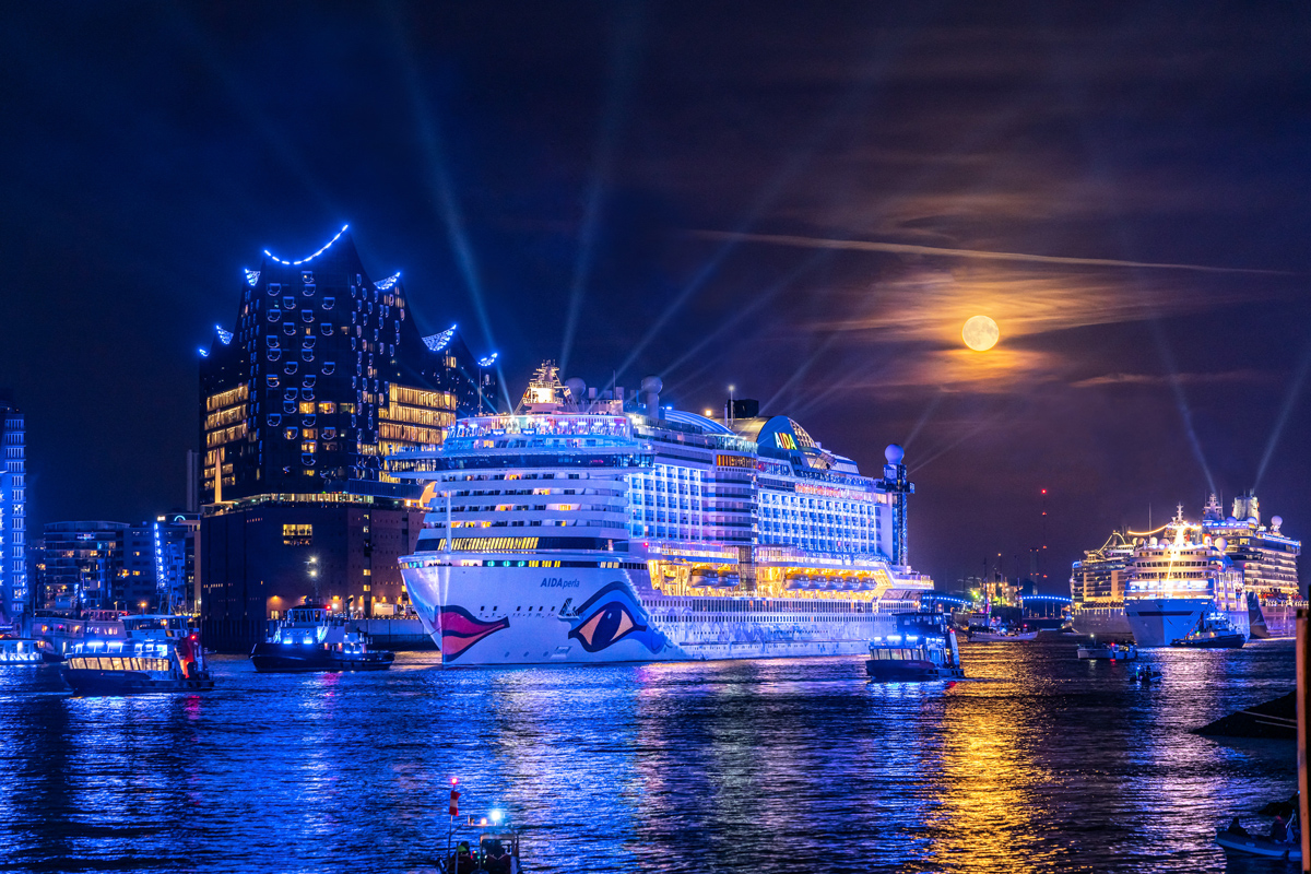 Copright: Hamburg Cruise Days / Jan Schugardt