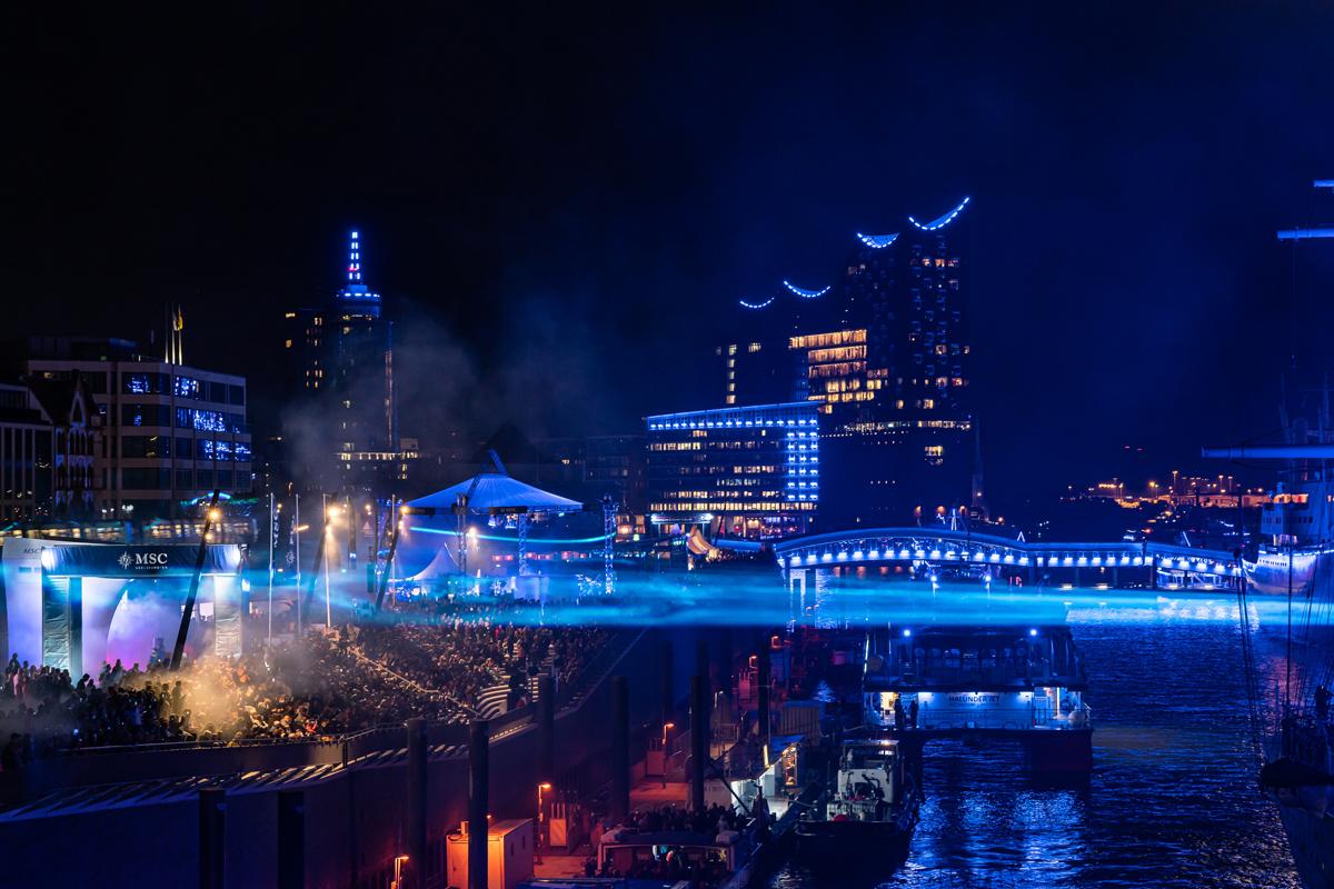 Copright: Hamburg Cruise Days / Jan Schugardt