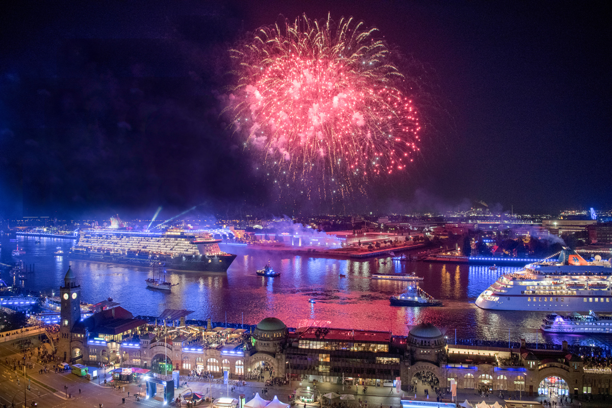 Copyright: Hamburg Cruise Days / Thomas Panzau